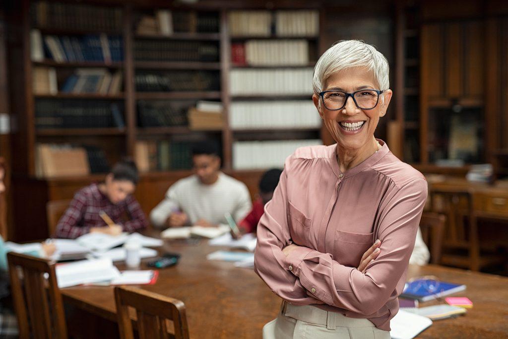 Teaching-in-retirement