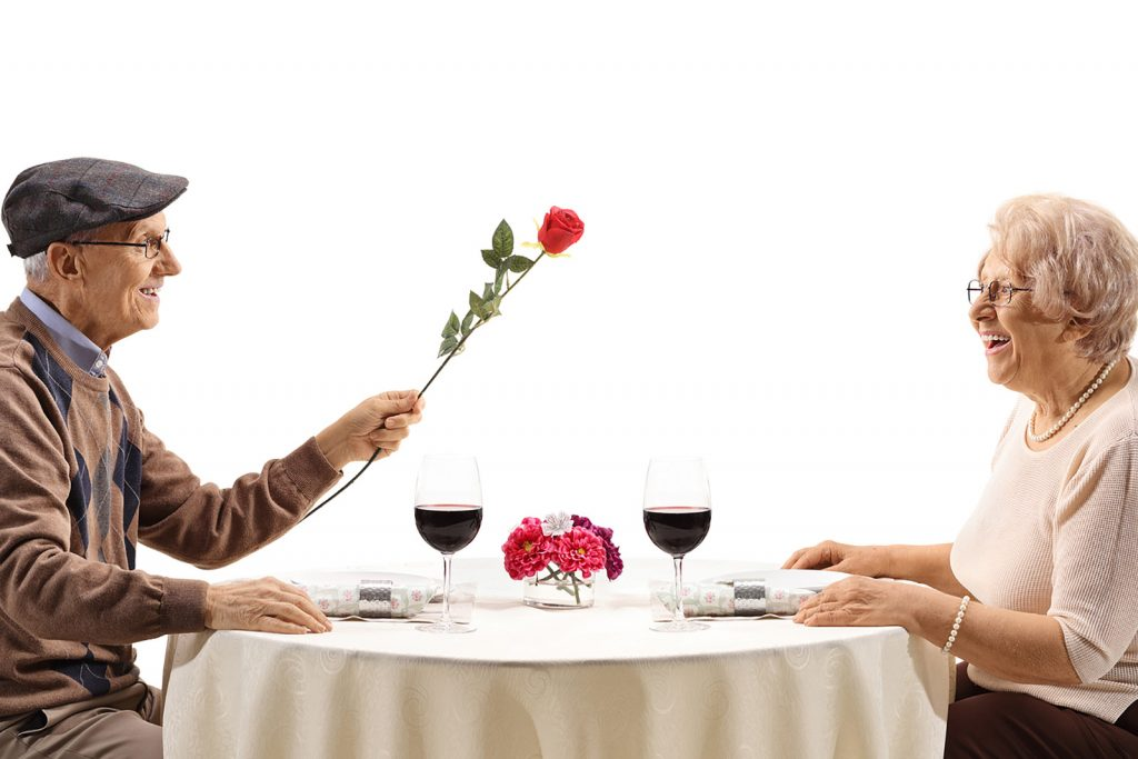 Dating After 65